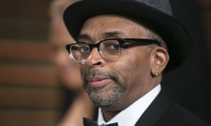 Spike Lee arrives to the 2014 Vanity Fair Oscar Party in West Hollywood, California