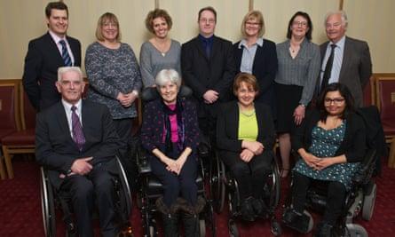 Wheelchair alliance