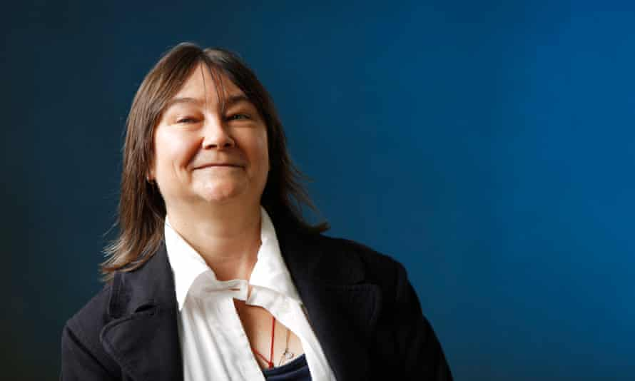 Writer Ali Smith, winner of this year's Baileys Women's Prize for Fiction.