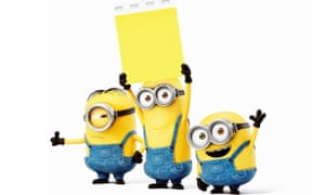 Pantone Minion Yellow is designed to exude 'hope, joy and optimism'.