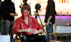 Better the devil? David Hasselhoff in Hoff the Record.