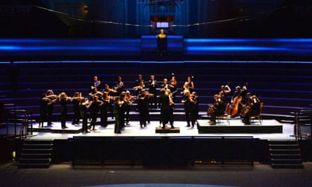 The Aurora Orchestra at last year's Proms.