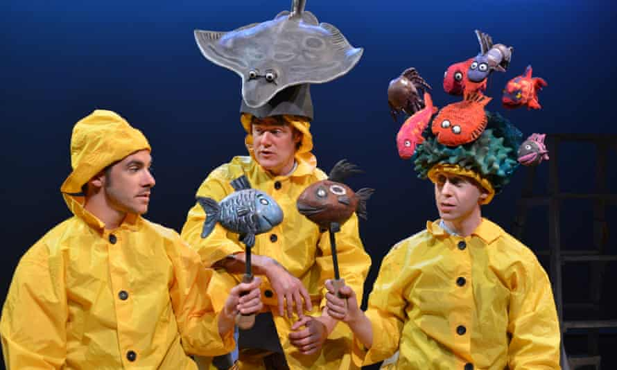 Tiddler and Other Terrific Tales at Leicester Square theatre
