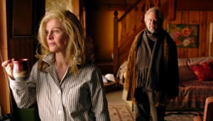 Julie Christie and Gordon Pinsent in Away From Her,  Sarah Polley's 2006 film about a woman with Alzheimer's.