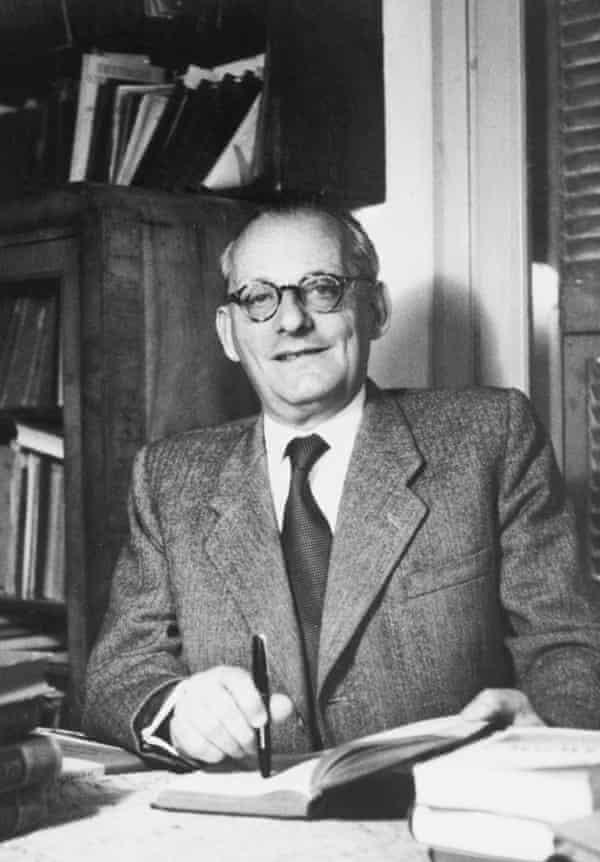 Max Brod, c1940.