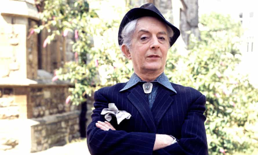 Camp as Christmas … Quentin Crisp.