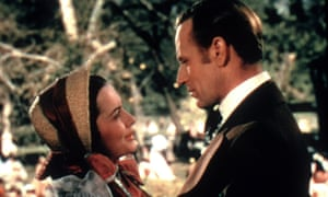 Olivia de Havilland with Leslie Howard in Gone With the Wind.