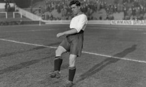Dixie Dean recovered from head injuries in a motorcycle crash and went on to set goalscoring records for Everton.