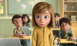 Riley in Inside Out.