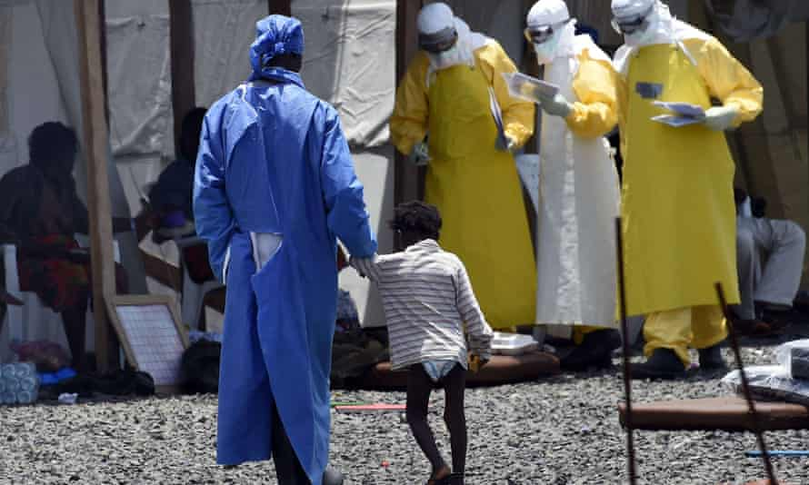 Liberia confirmed the first two cases of Ebola in March 2014.