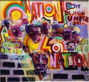 Gerald Williams, Nation Time, 1969