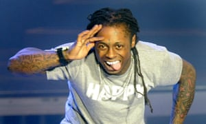 Lil Wayne … Centre of the storm,