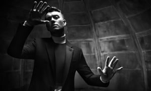 Sam Smith in the new Balenciaga campaign