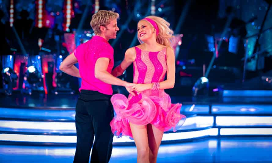 Pixie Lott in Strictly Come Dancing