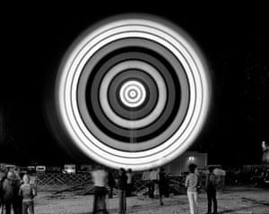 Spinning Carnival Ride, 1971.