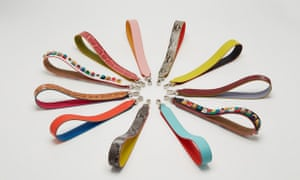 fb2944b848243 The price of customisation  Fendi s £640 handbag strap