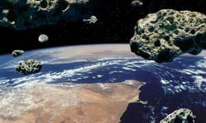 Asteroid exploration.