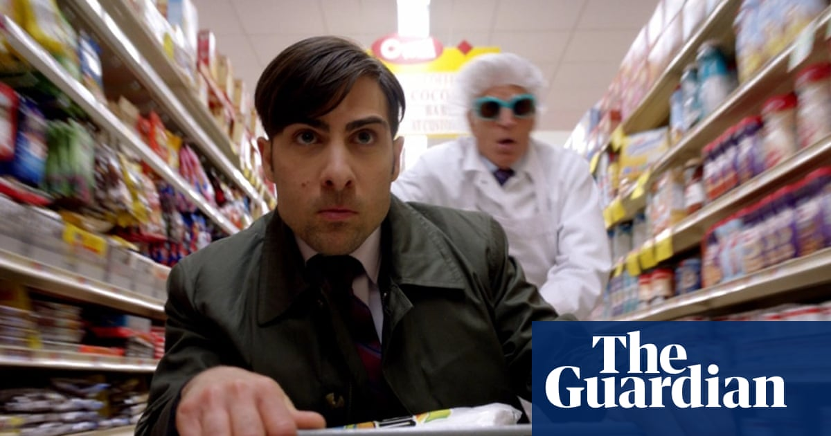 Bored To Death Review The Hipster Event Horizon Television Radio The Guardian