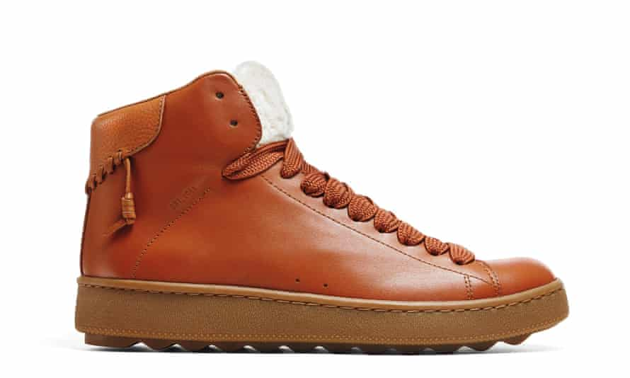 Coach boots, Selfridges