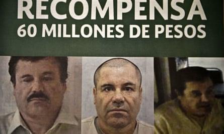 guzman drugs cartel mexico