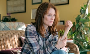 Julianne Moore as Dr Alice Howland in Still Alice. Co-writer/director Wash Westmoreland wanted 'every moment of her experience to be authentic'.