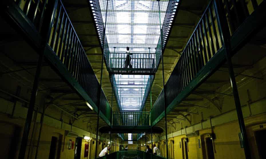 Pentonville jail
