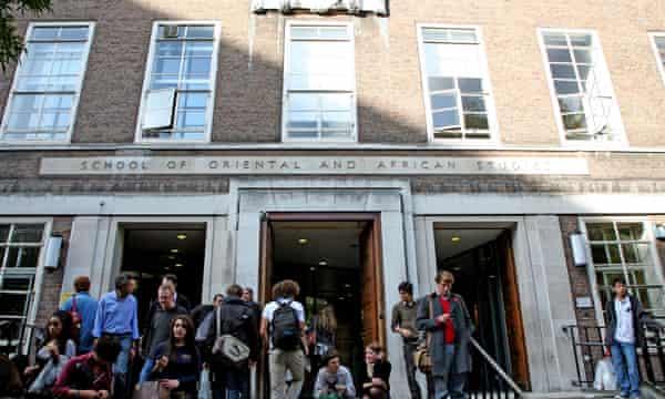 School of Oriental and African Studies (Soas), London