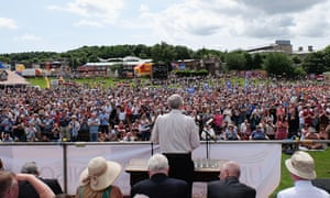 Durham Miners Annual Rally