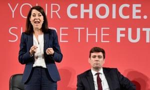 UK Labour Party Leadership Hustings