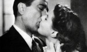 Humphrey Bogart and Ingrid Bergman in 'Casablanca'