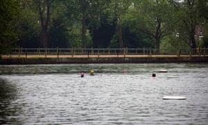 Hampstead Mixed Pond, Hampstead Heath