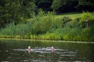 Kenwood Ladies Pond, Hampstead