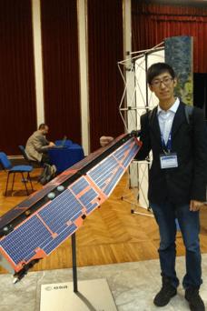 Lead scientist, Lijing Cheng
