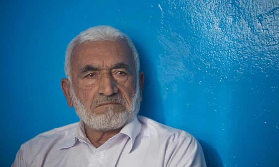 Mohammad Nader Malikzada, father of Farkhunda Malikzada, a young Afghan woman who was beaten to death by a mob.
