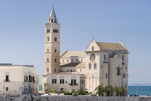 Cathedral in Trani.