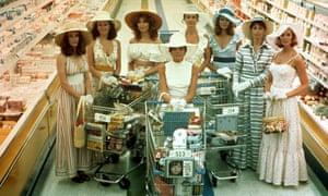'THE STEPFORD WIVES' FILM STILLS - 1975