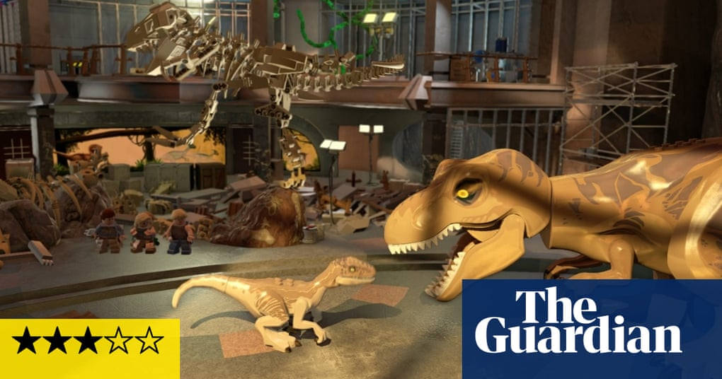 Lego Jurassic World Review Enjoyable If Predictable Family Fun