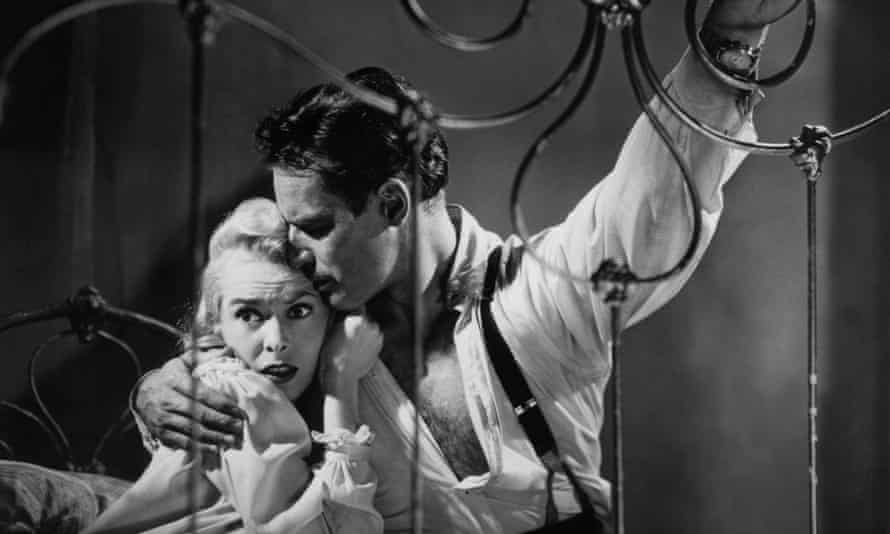 Janet Leigh and Charlton Heston in Touch of Evil (1958). Photograph: Allstar/Cinetext