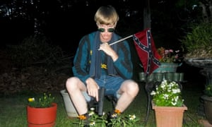 Dylann Roof tore up hearts and families, left a state without its senator and a nation bereft … we're sickened by his self-portrait with a semi-automatic ­pistol and Confederate flag.