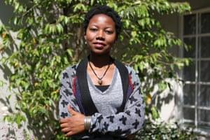 NoViolet Bulawayo, who wrote <em>We Need New Names</em>.