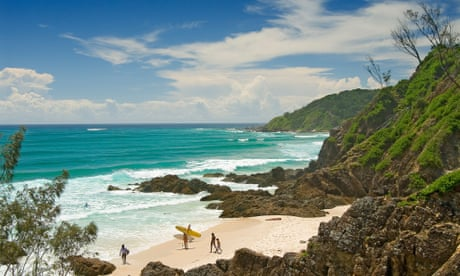 The surfer town of Byron Bay, Australia: a swell place to hang out