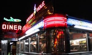 The Airline Diner, in the Astoria neighborhood of Queens