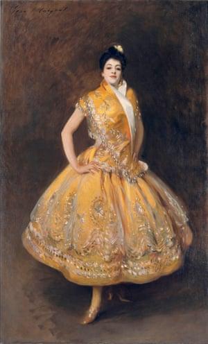 La Carmencita, c. 1890
