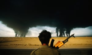 The Iran-Iraq War broke out in 1980 and continued until 1988