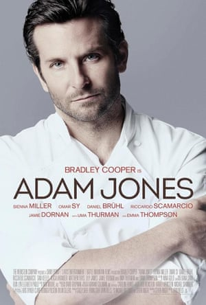 The first poster for Adam Jones