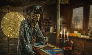 """The Flying Dutchman is seemingly inspired by the <a href=""""http://pirates.wikia.com/wiki/Crew_of_the_Flying_Dutchman"""">Pirates of the Caribbean</a> films."""