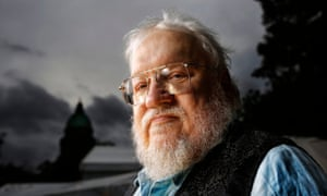 Game of Thrones author George RR Martin.