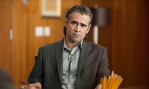 Cleaning up his act… Colin Farrell as Ray Velcoro.