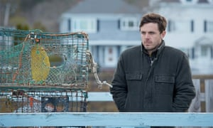 Casey Affleck in Manchester-by-the-Sea