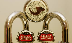 Stella Artois moved away from its 'wife-beater' nickname by launching a new range of beers under the softer brand name Artois.